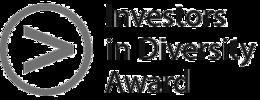 Investors in Diversity Award logo